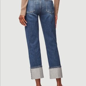 Frame , high waisted jeans. Currently 230$